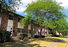 Redstone Gardens Apartments, Bristol, CT