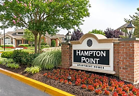 Hampton Point Apartments, Silver Spring, MD