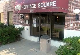 Heritage Square, Lincoln, NE