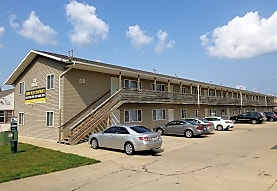 Hidden Valley Apartments, Cedar Falls, IA