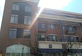Apartments At Congress Park Centre, Saratoga Springs, NY