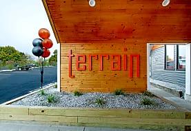 Terrain, Pittsburgh, PA