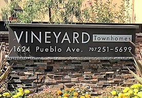 Vineyard Townhomes, Napa, CA
