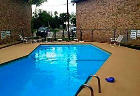 Rosewood Park Apartments, San Angelo, TX