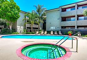 Northview - Southview Apartments, Reseda, CA