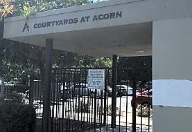 Courtyard at Acorn, Oakland, CA
