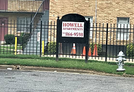 Howell Apartments, Memphis, TN