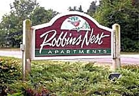Robbins Nest Apartments, Grand Haven, MI