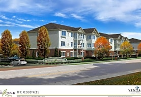 The Residences at Chagrin Riverwalk, Willoughby, OH