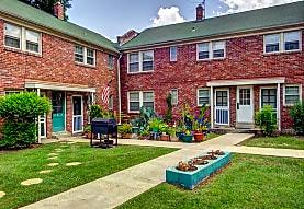 Audubon Downs Apartments, Memphis, TN