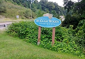 Saint Clair Woods Apartments, Pittsburgh, PA