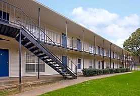 Barron Court Apartments, Memphis, TN