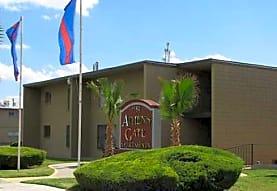 Athens Gate, El Paso, TX