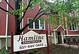 Hamline Apartments, Saint Paul, MN