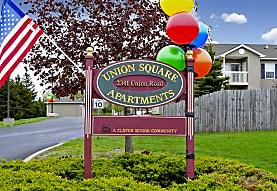 Union Square, West Seneca, NY