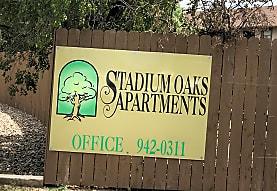 STADIUM OAKS APARTMENTS, San Angelo, TX