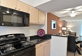 Crabtree Crossing Apartments and Townhomes, Morrisville, NC