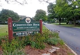 Constitution House, Aurora, IL