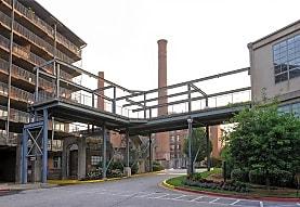 Fulton Cotton Mill Lofts Apartments Atlanta Ga 30312