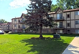 Bentley Square Apartments, Garden City, MI