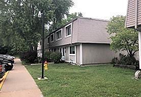 Riverside Townhouses, Riverside, MO