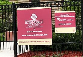 Rosenwald Courts, Chicago, IL