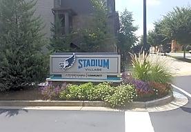Stadium Village, Marietta, GA