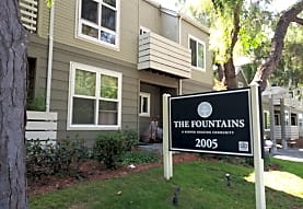 The Fountains, Mountain View, CA