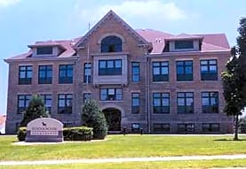 Mineral Point School Apartments, Mineral Point, WI