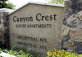 Canyon Crest Luxury Apartments