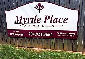 Myrtle Place, Statesville, NC
