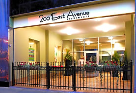 200 East Avenue Apartments, Rochester, NY