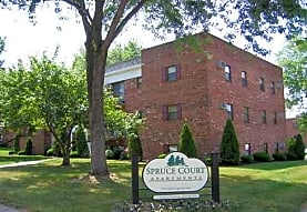 Spruce Court, Doylestown, PA