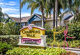 Champions Walk, Bradenton, FL