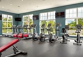 Fitness Center -- Drexel Ridge Apartments In Oak Creek, Wisconsin, Drexel Ridge Apartments