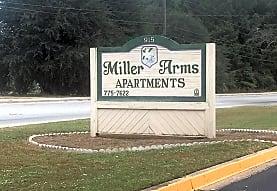 Miller Arms Apts, Sumter, SC
