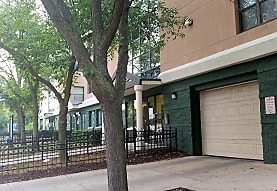 Johnson Square Apartments, Milwaukee, WI