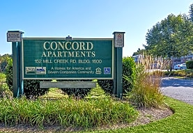 Concord Apartments, Perryville, MD