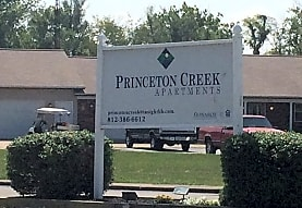 Princeton Creek, Princeton, IN