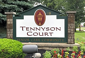 Tennyson Court Apartments, Buffalo, NY