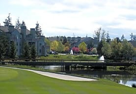 On the Green at Harbour Pointe, Mukilteo, WA