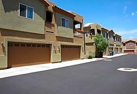 Las Piedras Townhomes, Phoenix, AZ