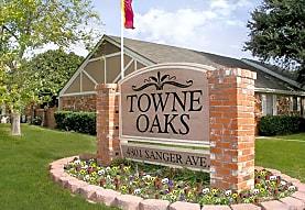 Towne Oaks Apartments, Waco, TX