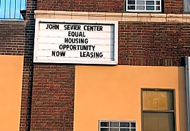 John Sevier Center, Johnson City, TN
