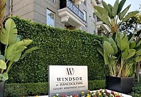 Windsor at Hancock Park, Los Angeles, CA