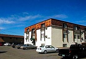 The Pueblo Apartments, Pueblo, CO