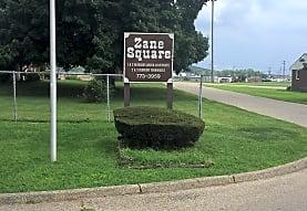 Zane Square Apartments, Chillicothe, OH