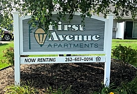 First Avenue Apartments, Elkhorn, WI