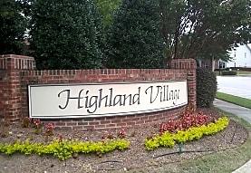 Highland Village, Cary, NC