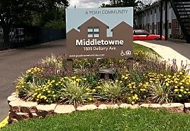 Middletowne Apartments, Orange Park, FL